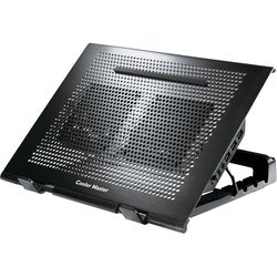Cooler Master NotePal U Stand - Laptop Stand with 3 USB Ports and 2 Configurable Fans