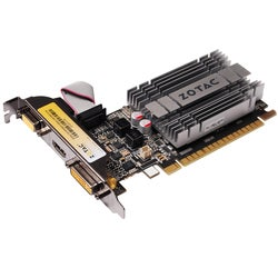 Zotac ZT-20313-10L GeForce 210 Graphic Card - 520 MHz Core - 1 GB GDD