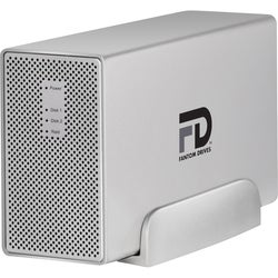 Fantom G-Force MegaDisk MD3U3000 DAS Hard Drive Array - 2 x HDD Insta