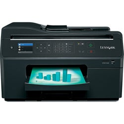 Lexmark OfficeEdge Pro4000C Inkjet Multifunction Printer - Color - Pl