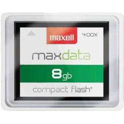 Maxell 8 GB CompactFlash (CF) Card