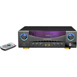 PylePro Two Channel 350 Watt Amplifier Receiver