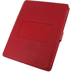 rooCASE Convertible Leather Case for Apple iPad 4 / The new iPad 3/2
