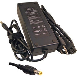 DENAQ 19V 6.3A 5.5mm-2.5mm AC Adapter for TOSHIBA Satellite Series La