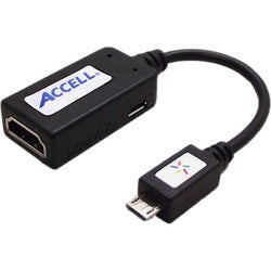 Accell Micro USB/HDMI Cable