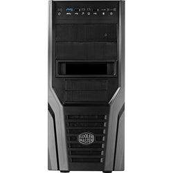 Cooler Master Elite 431 Plus - Mid Tower Computer Case with USB 3.0 and X-Dock