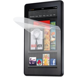 iLuv Glare Free Screen Protective Film Kit for Kindle Fire