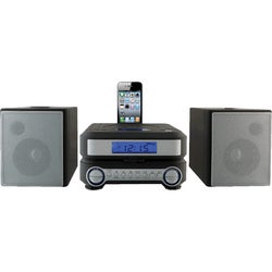 iLive IHP211B Mini Hi-Fi System - iPod Supported