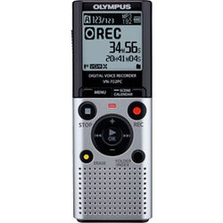 Olympus VN-702PC 2GB Digital Voice Recorder
