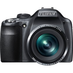 Fujifilm FinePix SL300 14MP Black Digital Camera