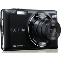 Fujifilm FinePix JX580 16MP Black Digital Camera