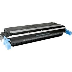 V7 Black Toner Cartridge for HP Color LaserJet 5500, 5500DN, 5500DTN,