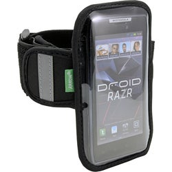 ARKON Carrying Case for Smartphone - Clear, Black
