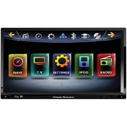 Power Acoustik Inteq PD-769NB Car DVD Player - 7