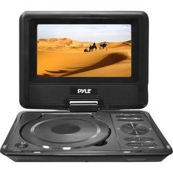 "PyleHome PDH9 Portable DVD Player - 9"" Display"