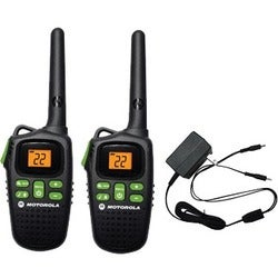 Motorola MD200R Giant Talkabout Black Two-way Radios