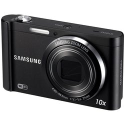 Samsung Smart ST200F 16.1MP Black Digital Camera