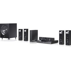 LG BH9220BW 7.1 3D Home Theater System - 1100 W RMS - Blu-ray Disc Pl