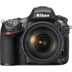 Nikon D800 36.8MP Digital SLR Camera (Body Only)