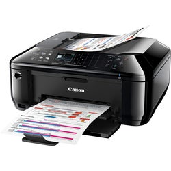 Canon PIXMA MX512 Inkjet Multifunction Printer - Color - Photo Print