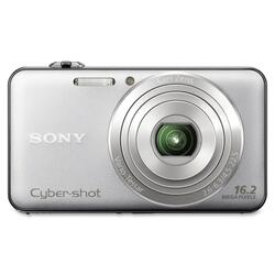 Sony Cyber-shot DSC-WX50 16.2MP 3D Silver Digital Camera