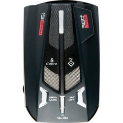 Cobra XRS 9770 Ultra Performance Digital Radar/Laser Detector with Di