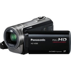 Panasonic HC-V500 Digital Camcorder