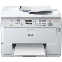 Epson WorkForce Pro WP-4533 Inkjet Multifunction Printer - Color - Pl