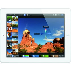 "Apple The new iPad MD365LL/A 64 GB Tablet - 9.7"" - 4G - Apple A5X - W"