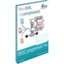 I.R.I.S IRISCompressor Pro - Complete Product - 1 User