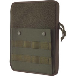 M-Edge Carrying Case for iPad - Olive Drab Green