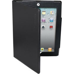 Premiertek Carrying Case (Folio) for iPad - Black