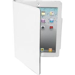 Premiertek Carrying Case (Flip) for iPad - White