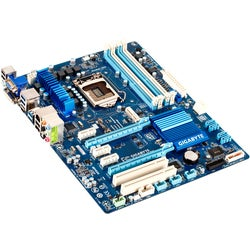 Gigabyte Ultra Durable 4 Classic GA-Z77-D3H Desktop Motherboard - Int