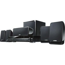 Yamaha BDX-610 5.1 3D Home Theater System - 500 W RMS - Blu-ray Disc