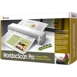 Penpower WorldocScan Sheetfed Scanner