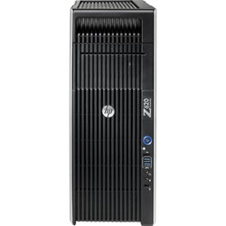 HP B2B80UT Convertible Mini-tower Workstation - 1 x Intel Xeon E5-265