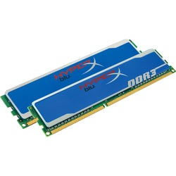 Kingston 16GB 1600MHz DDR3 Non-ECC CL10 DIMM (Kit of 2) HyperX Blu