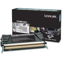 Lexmark Toner Cartridge (Black)
