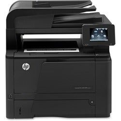 HP LaserJet Pro 400 M425DN Laser Multifunction Printer - Monochrome -