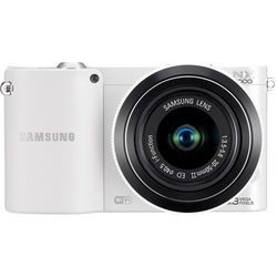 Samsung NX1000 20.3 Megapixel Mirrorless Camera (Body with Lens Kit)