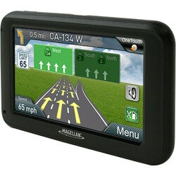 Magellan RoadMate 2220-LM 4.3-inch GPS Navigation System with Lifetime Maps