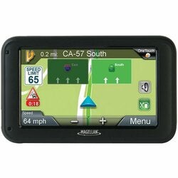 Magellan RoadMate 2230T-LM 4.3-inch GPS Navigation System with Lifetime Maps & Traffic