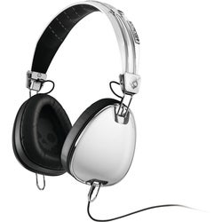 Skullcandy Aviators Over-Ear Headphones (White)