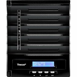 Thecus Five-bay N5550 Network Storage Server with Intel Atom Processor