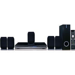 Curtis DVD8532 5.1 Home Theater System - 600 W RMS - Blu-ray Disc Pla
