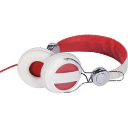 RCA Ampz Red Full-Size Headphone