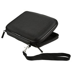 eForCity Carrying Case for Portable GPS Navigator - Black