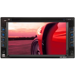 Dual XDVD1262 Car DVD Player - 6.2