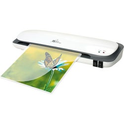 "Royal Sovereign CS-1223 12"" Thermal and Cold 2 Roller Pouch Laminator"